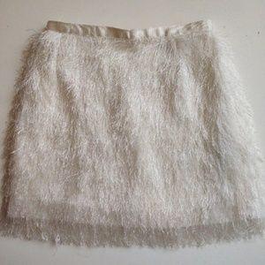 Cream H&M skirt